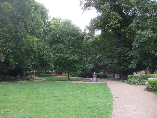 St George's Gardens, London