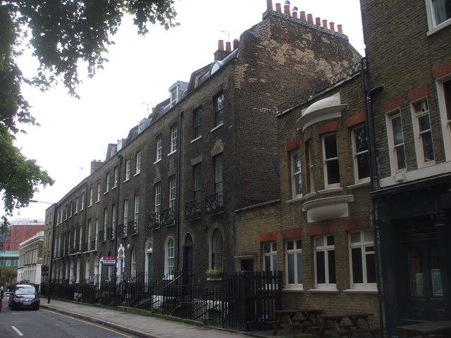 Wren St, off Grays Inn Rd, London
