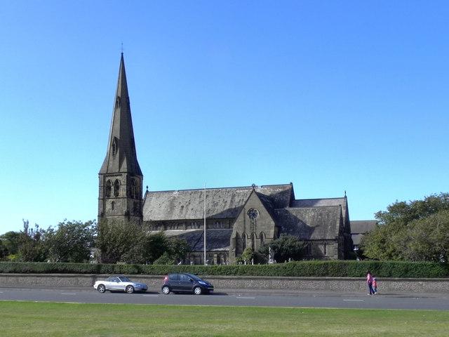 St John the Divine's Parish Church, East Beach, Lytham