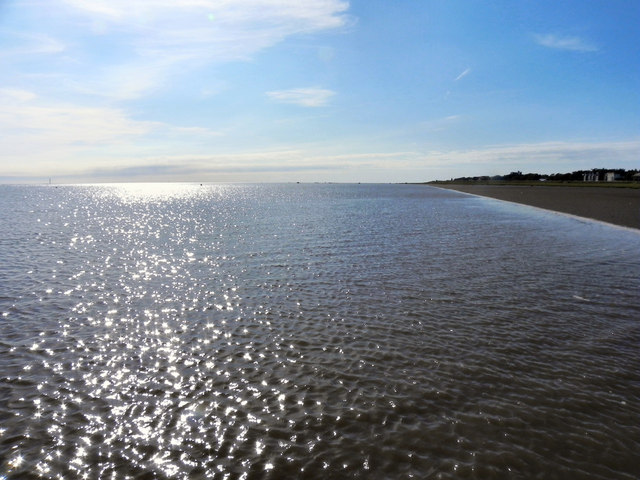 The Ribble Estuary