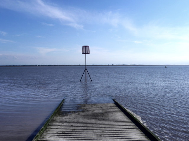 End of the Jetty