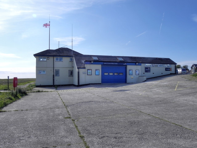 Lytham Lifeboat Station