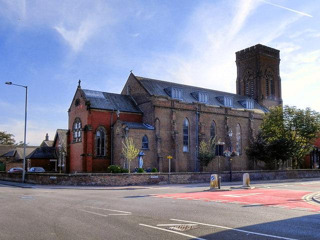St Peter's Catholic Church, Lytham