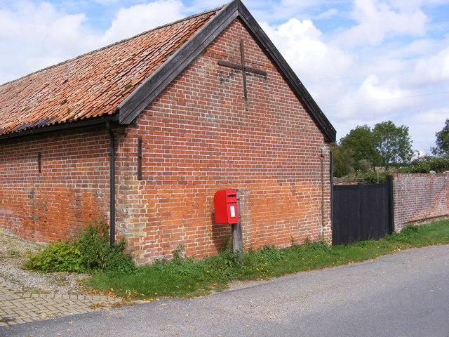 Clowes Corner Postbox