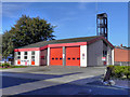 SD3627 : Lytham Fire Station by David Dixon
