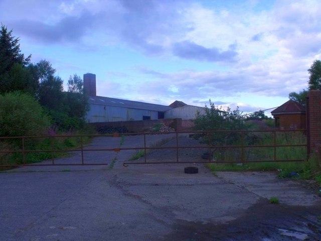Jawcraig Brickworks