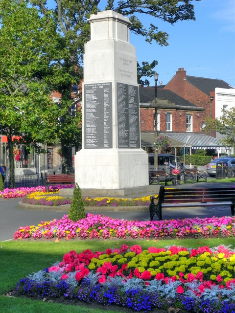 Lytham War Memorial