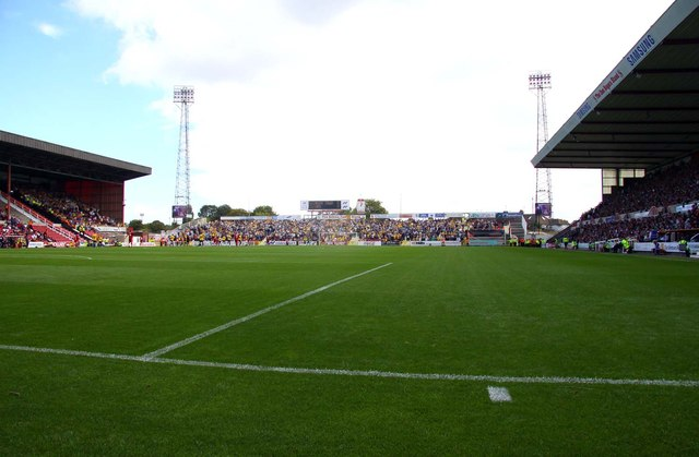 The Stratton Bank at the County Ground