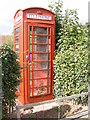 TM2066 : Monk Soham Telephone Box by Adrian Cable