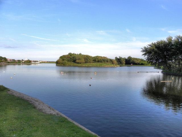 Fairhaven Lake