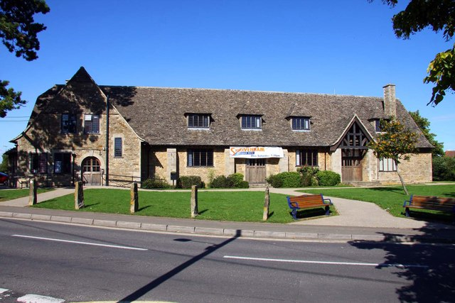 The Memorial Hall at Shrivenham