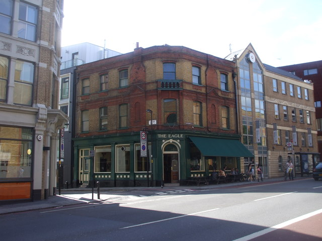 The Eagle, Farringdon Rd, London