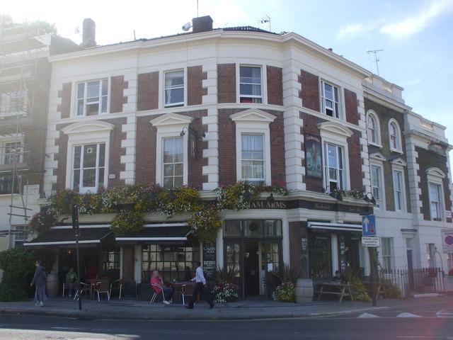The Pakenham Arms, Calthorpe St, London