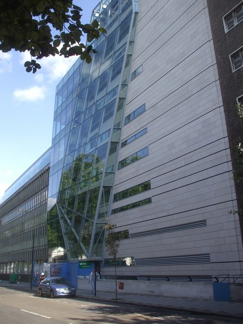 Mittal Children's Centre, Guilford St, London