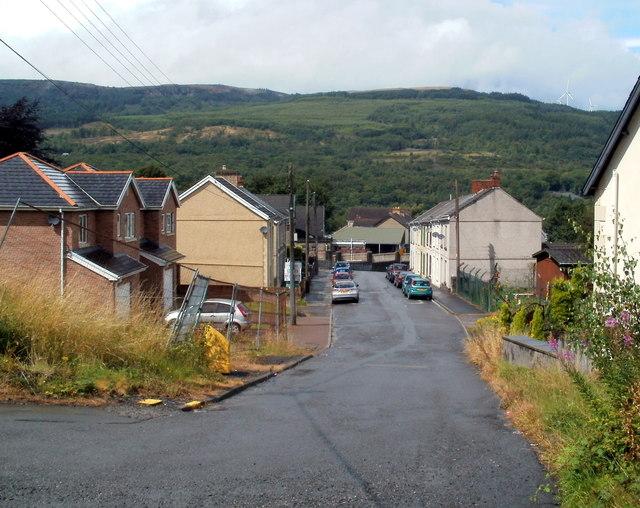 Glannant Place, Cwmgwrach
