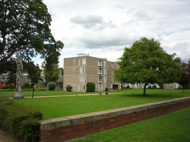 Derwent B Block from the quiet place