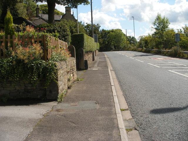 A629 Penistone Road