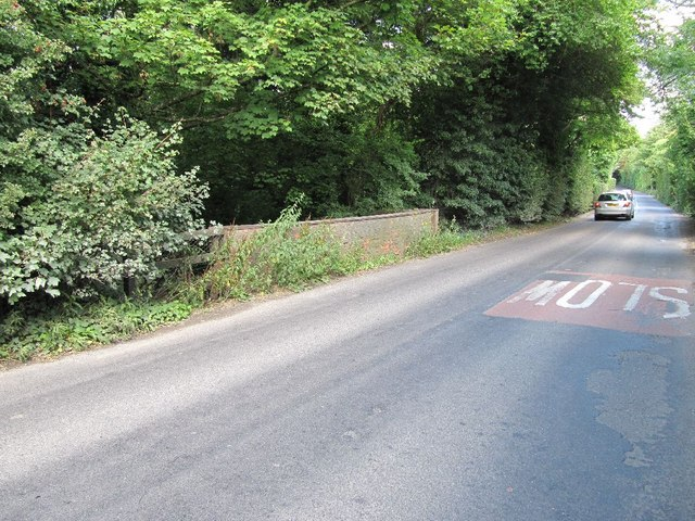 Ickleton Road Bridge