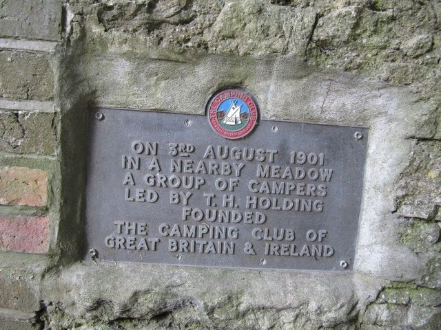 The second Plaque