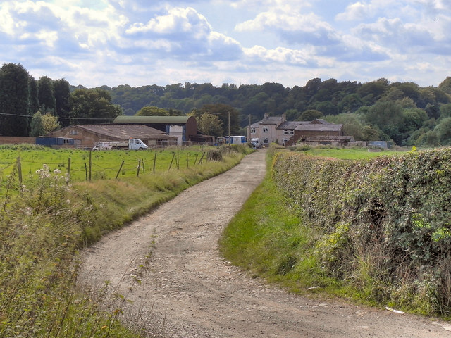 Middle Farm, Lower Bredbury