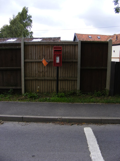 1, Southolt Road Post Office Postbox