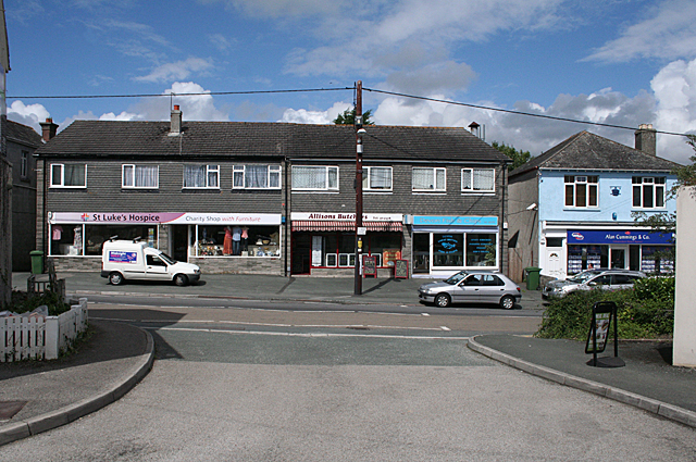 Plymstock Elburton Shops 169 Martin Bodman Geograph