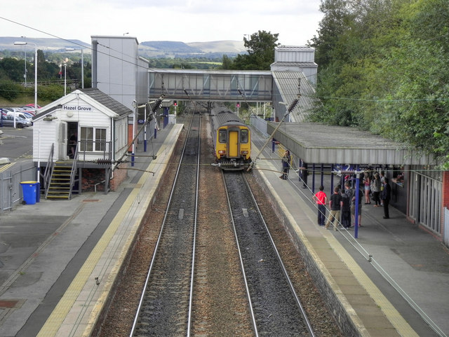 Hazel Grove Station