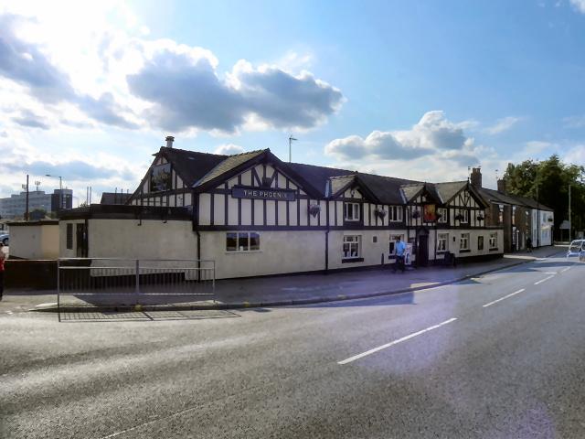 The Phoenix, London Road, Hazel Grove