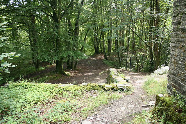 Plymouth: Rumple Quarry incline head