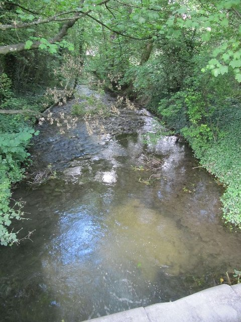Letcombe Brook from Ickleton Road