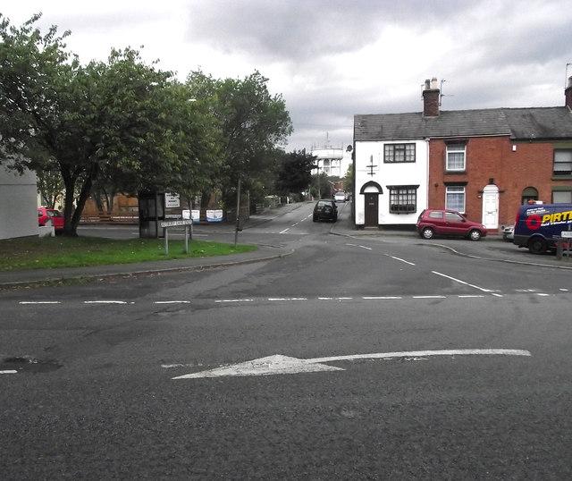 Astbury Lane Ends