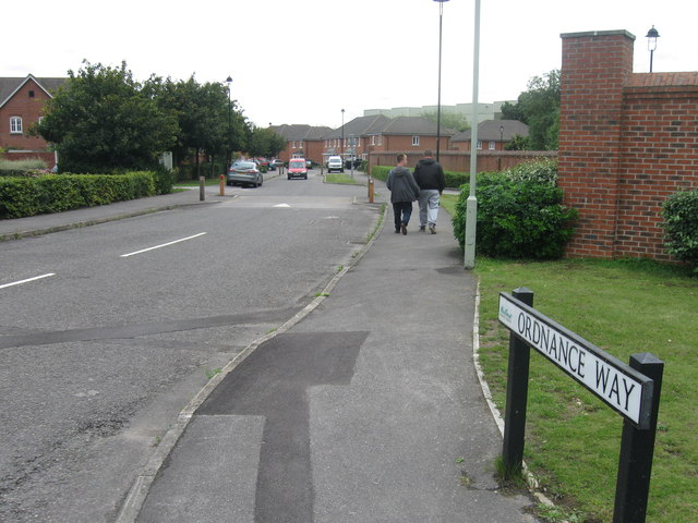 Ordnance Way, Marchwood