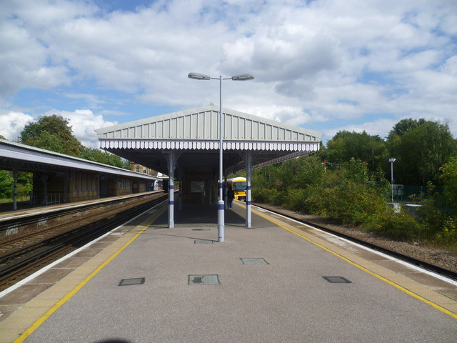 Bickley station