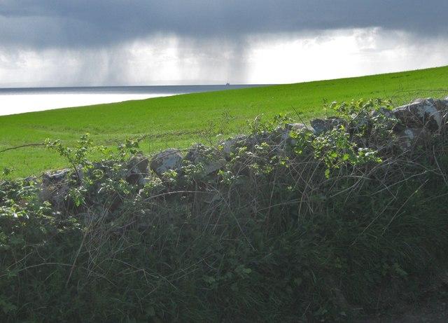 Precipitation within sight
