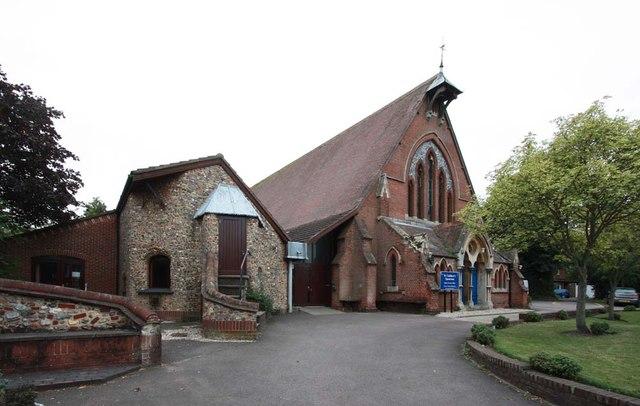 St Cuthbert, Sprowston, Norwich