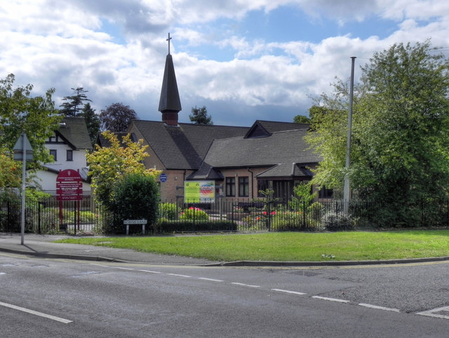 Bramhall United Reformed Church