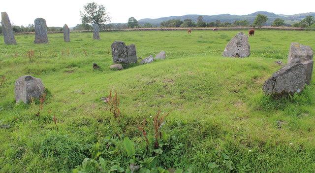 Cairn, Ballymeanoch