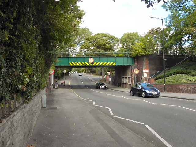 Railway Bridge, Bramhall Lane South