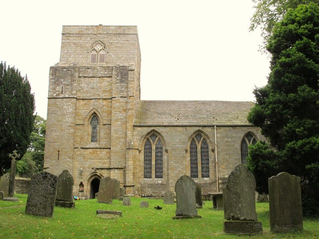Church of St Mary, Blanchland