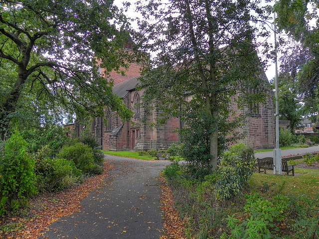 St Michael's Parish Church, Bramhall