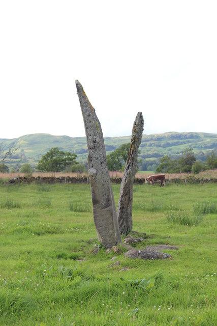 Ballymeanoch standing stones