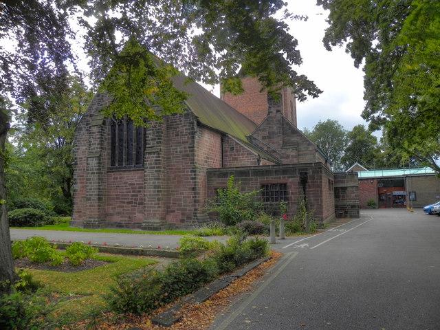 St Michael's Parish Church, Bramhall