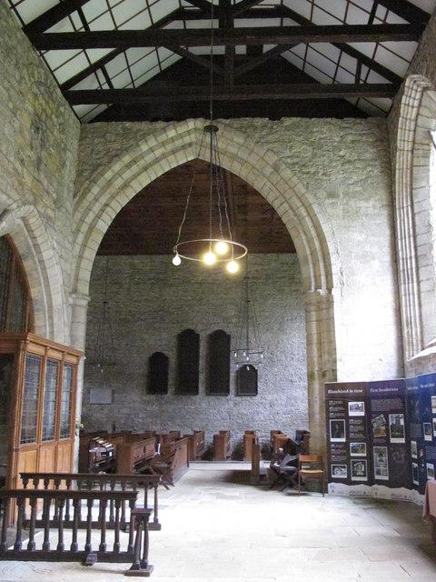 The Church of St. Mary The Virgin - N transept