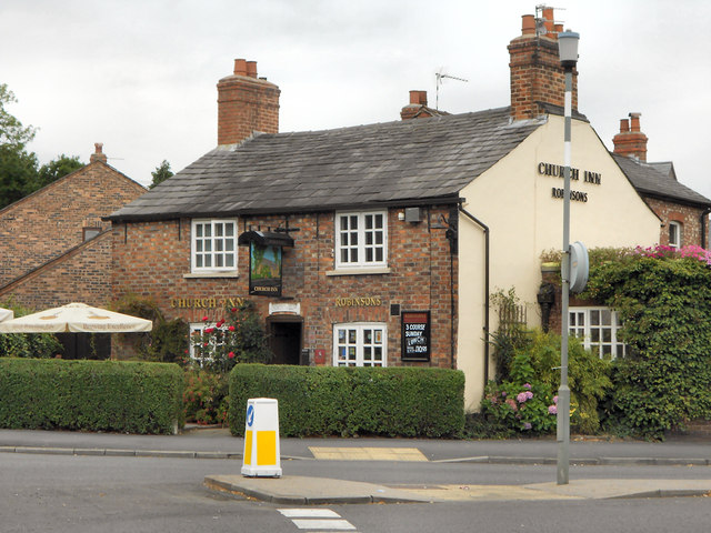 The Church Inn, Cheadle Hulme