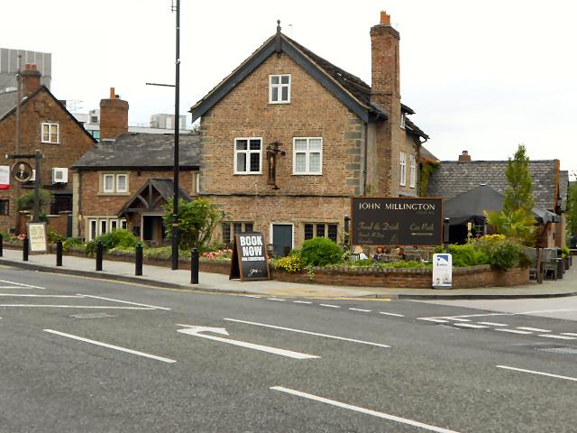 Restaurant Station Road Cheadle Hulme