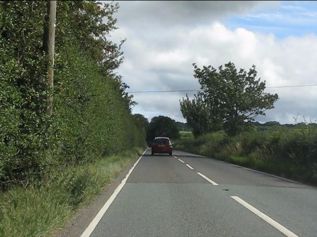 B4202 near Prizeley