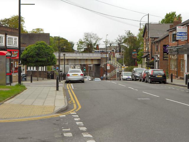 Station Road, Cheadle Hulme