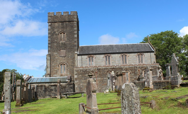 Kilmartin Parish Church