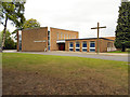 SJ8786 : Cheadle Hulme Methodist Church by David Dixon