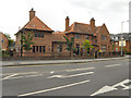 SJ8786 : Former Police Station, Station Road, Cheadle Hulme by David Dixon